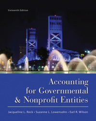Premium Content Online Access for Accounting for Governmental and Nonprofit Entities