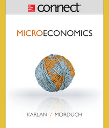 Connect 1-Semester Online Access for Microeconomics
