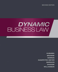 Premium Content Online Access for Dynamic Business Law
