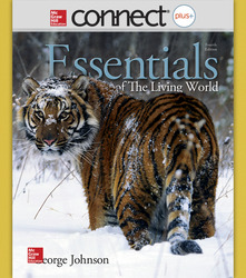 Connect Online Access for Essentials of the Living World