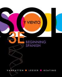 Audio CD Program part 1 for SOL Y VIENTO