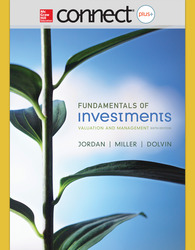 Connect Online Access for Fundamentals of Investments