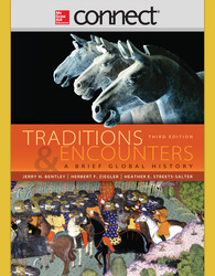 Connect 1-Semester Online Access for Traditions & Encounters