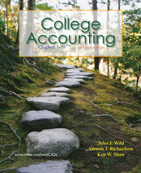 Prem Cont  Online Access for College Accounting (Chapters 1-29)