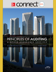 Connect 2-Semester Online Access for Principles of Auditing and Other Assurance Services