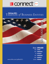 Connect Online Access for Taxation of Business Entities 2011 Edition