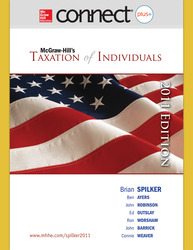 Connect Online Access for Taxation of Individuals 2011 Edition
