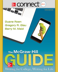 Connect Online Access for McGraw-Hill Guide 3e