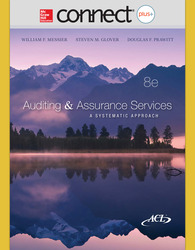 Connect 2-Semester Online Access for Auditing and Assurance Services