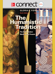 Connect Online Access for The Humanistic Tradition (Volume 2, Books 3 to 6)