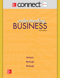 Connect 1-Semester Online Access to accompany Understanding Business