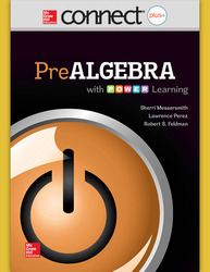 Connect Math hosted by ALEKS Online Access 52 Weeks for Prealgebra with P.O.W.E.R. Learning