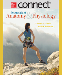Connect Online Access for  Essentials of Anatomy & Physiology