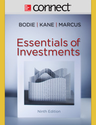 Connect 1-Semester Online Access for Essentials of Investments