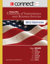 Connect Online Access for Taxation of Individuals and Business Entities 2011 edition