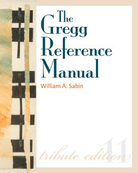 The Gregg Reference Manual w/ Desktop Edition Access Card