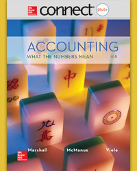 Connect 1-Semester Online Access for Accounting: What the Numbers Mean