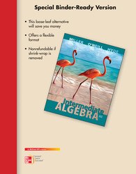 Loose Leaf Version for Intermediate Algebra