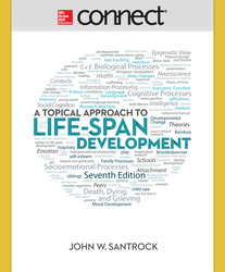 Connect Online Access for Santrock -  A Topical Approach to Lifespan Development