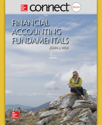 Connect 1-Semester Online Access for Financial Accounting Fundamentals