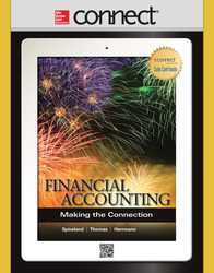 Connect 1-Semester Online Access with LearnSmart for Financial Accounting: Making the Connection