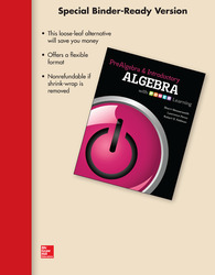 Loose Leaf Version for Prealgebra and Introductory Algebra