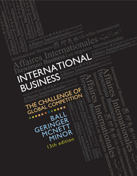 MP International Business with CESIM Global Challenge Simulation Access Card
