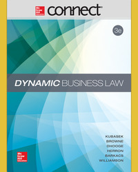 Connect Online Access for Dynamic Business Law