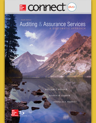 Connect 2-Semester Online Access for Auditing & Assurance Services: A Systematic Approach