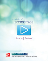 Connect Master 2-Semester Online Access for Principles of Economics