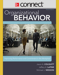 Connect 1-Semester Online Access for Organizational Behavior