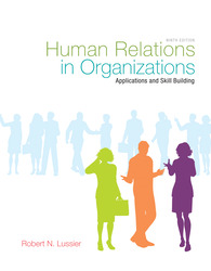 Premium Content Online Access for Human Relations in Organizations