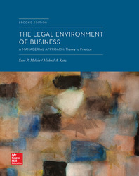 Loose-Leaf The Legal Environment of Business: A Managerial Approach: Theory to Practice