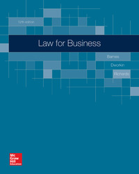 Loose Leaf for Law for Business