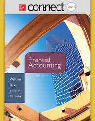 Connect 1-Semester Online Access for Financial Accounting