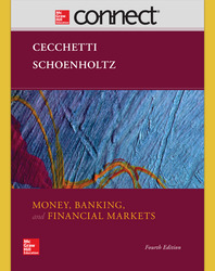Connect 1-Semester Online Access for Money, Banking and Financial Markets