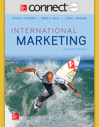 Connect Online Access for International Marketing