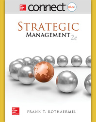 Connect 1-Semester Online Access for Strategic Management