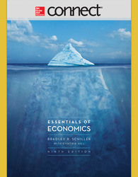 Connect 1-Semester Online Access for Essentials of Economics