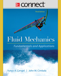 Connect 1-Semester Online Access for Fluid Mechanics Fundamentals and Applications