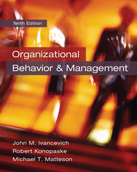 Organizational Behavior & Management with Premium Content Access Card