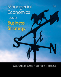 Loose-Leaf Managerial Economics and Business Strategy with Connect Access Card