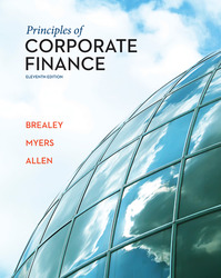 Loose Leaf Principles of Corporate Finance with Connect Access Card