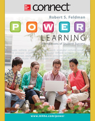Connect Online Access P.O.W.E.R. Learning: Foundations of Student Success