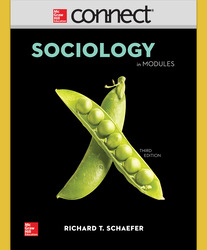 Connect Online Access for Sociology in Modules 3/e