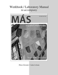 Workbook/Laboratory Manual to accompany MÁS