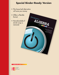Loose Leaf  for Introductory Algebra with P.O.W.E.R. Learning