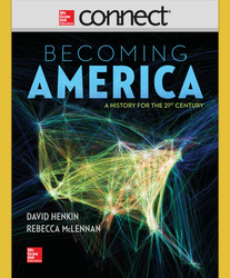 Connect 2-Semester Online Access for Becoming America
