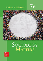 Sociology Matters 7th Edition