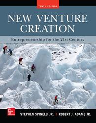 New Venture Creation: Entrepreneurship for the 21st Century